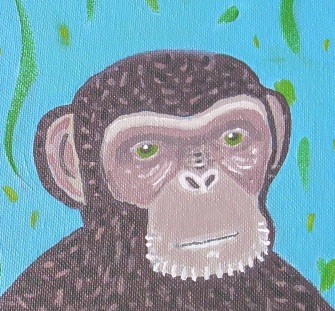 chimpcloseup